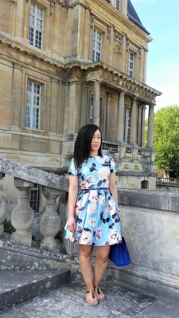 look été la petite robe à fleurs