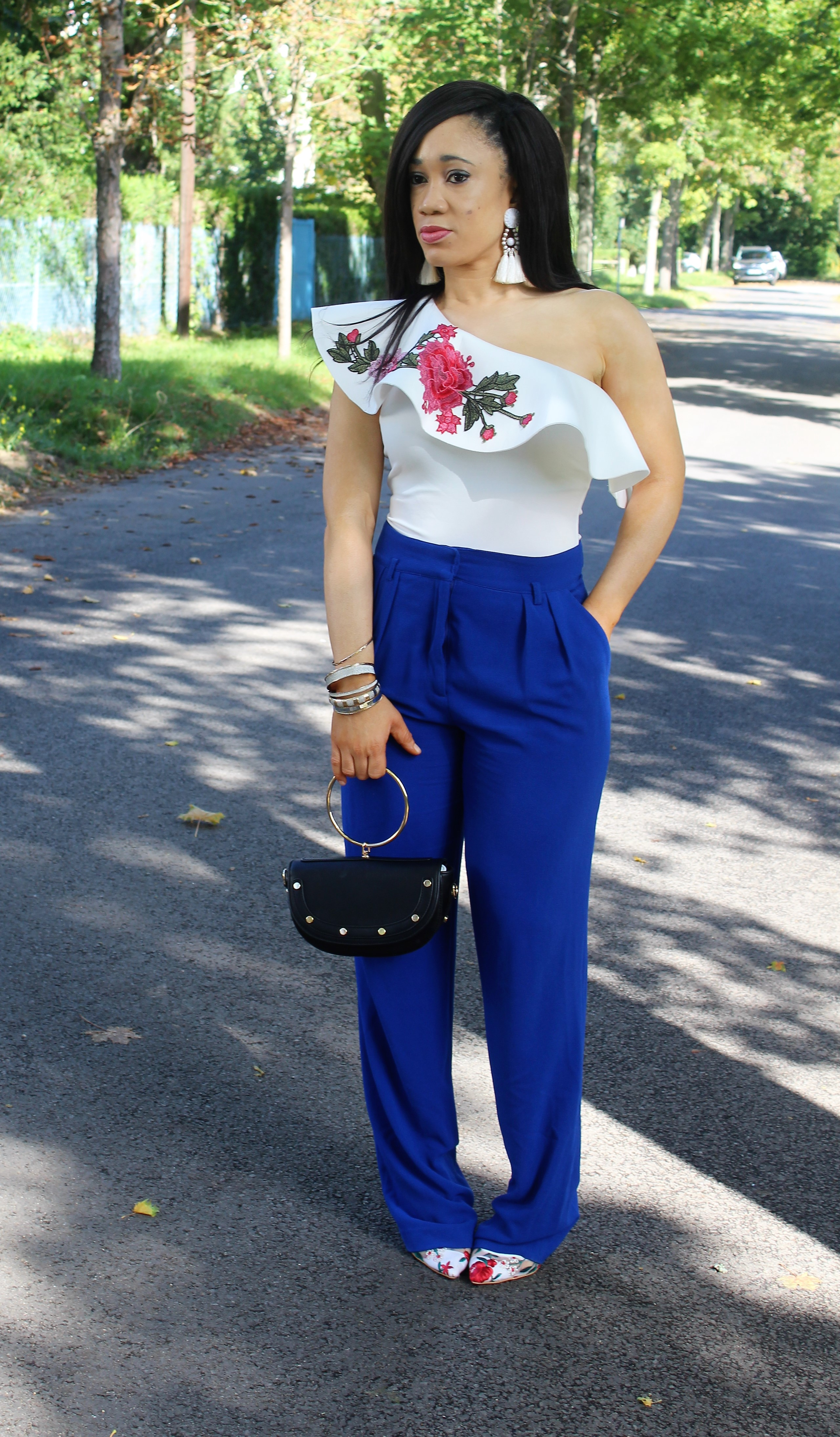 look palazzo bleu