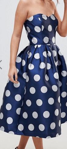 robe à pois