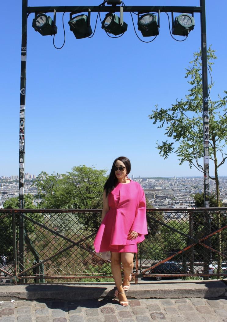 inspiration mode paris Montmartre