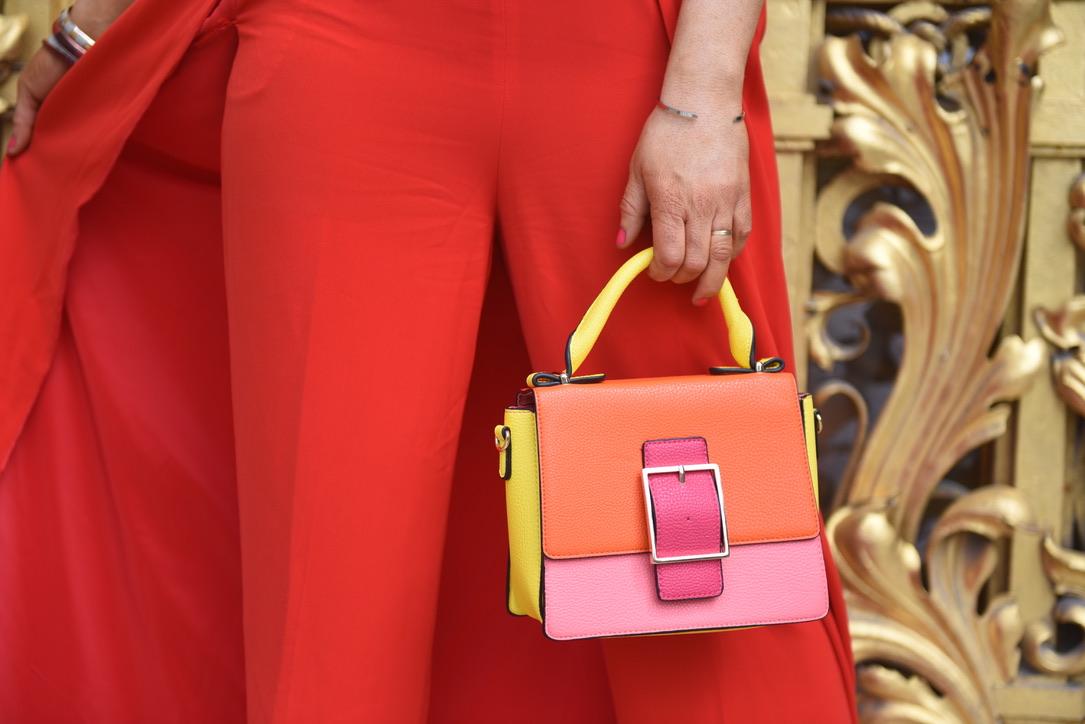 sac color block la Redoute