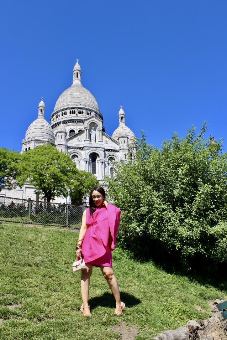 Shooting à Montmartre