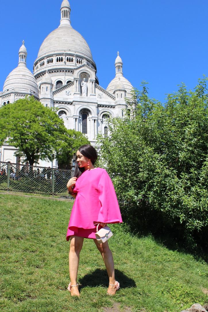 shooting photos à Montmartre