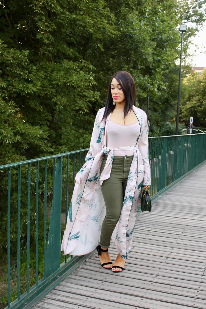 look kimono