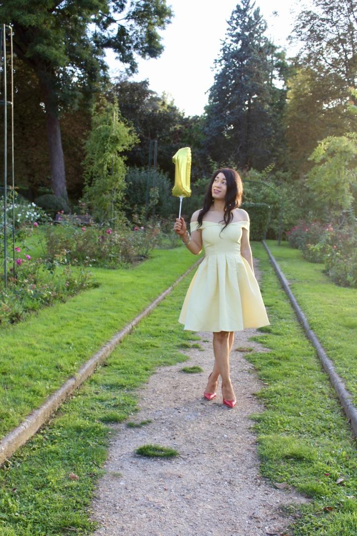 celebrating one year blogging