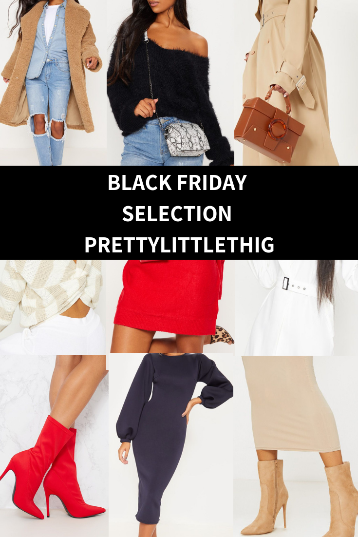 sélection Black Friday