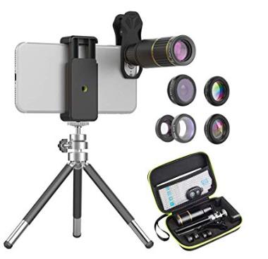 kit d'objectifs pour téléphone portable