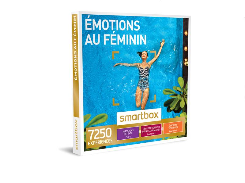smartbox émotions au féminin