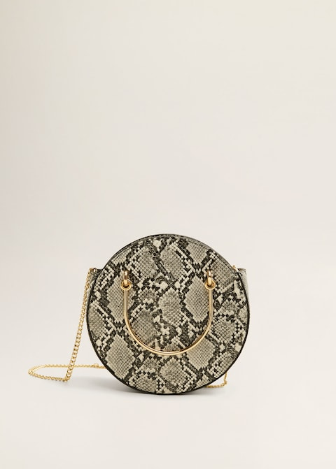 sac rond serpent mango