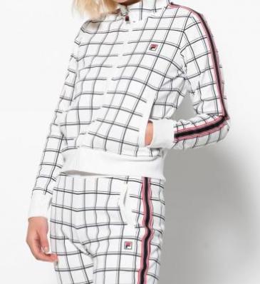 veste zippée fila