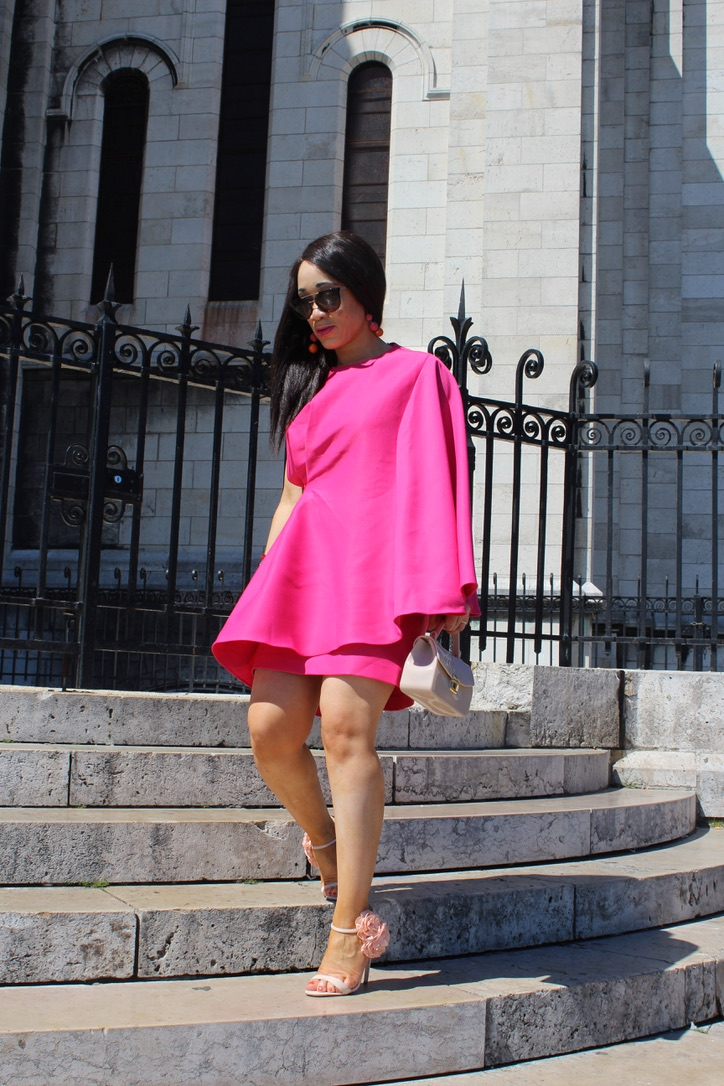 look robe rose Asos