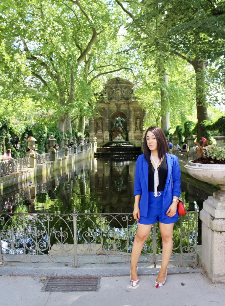 shooting jardin du luxembourg