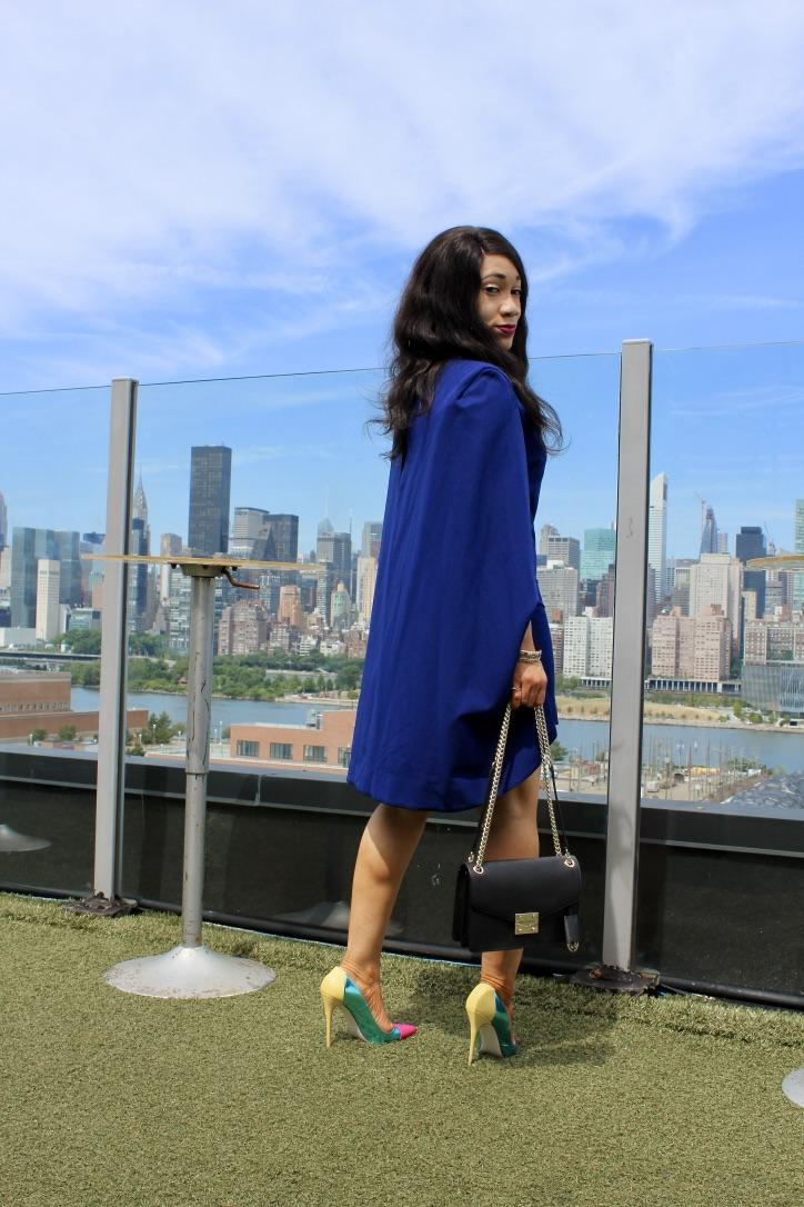inspiration look robe cape