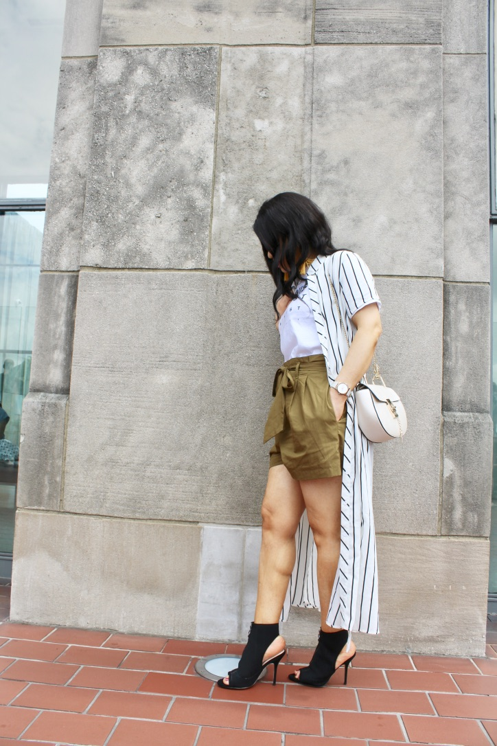 look robe chemise annafashiontherapy