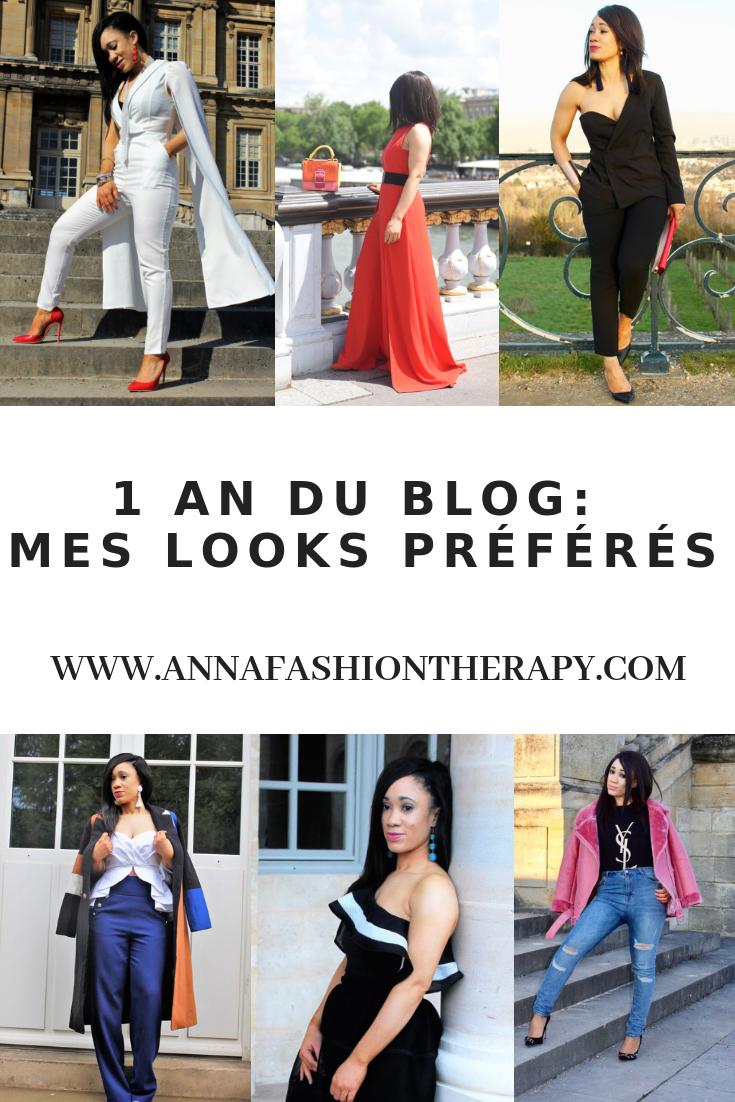 1 an du blog mes looks préférés