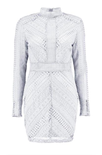 robe-crochetée-boohoo