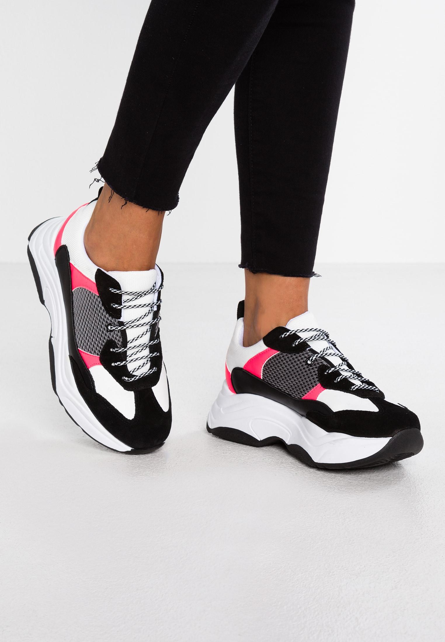 chunky sneakers Ciara topshop