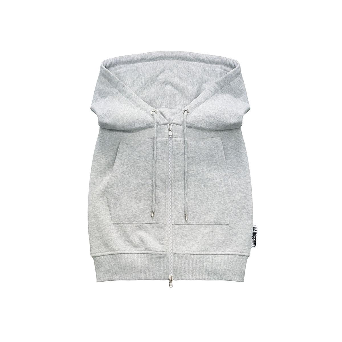 jupe capuche MOSCHINO x H&M