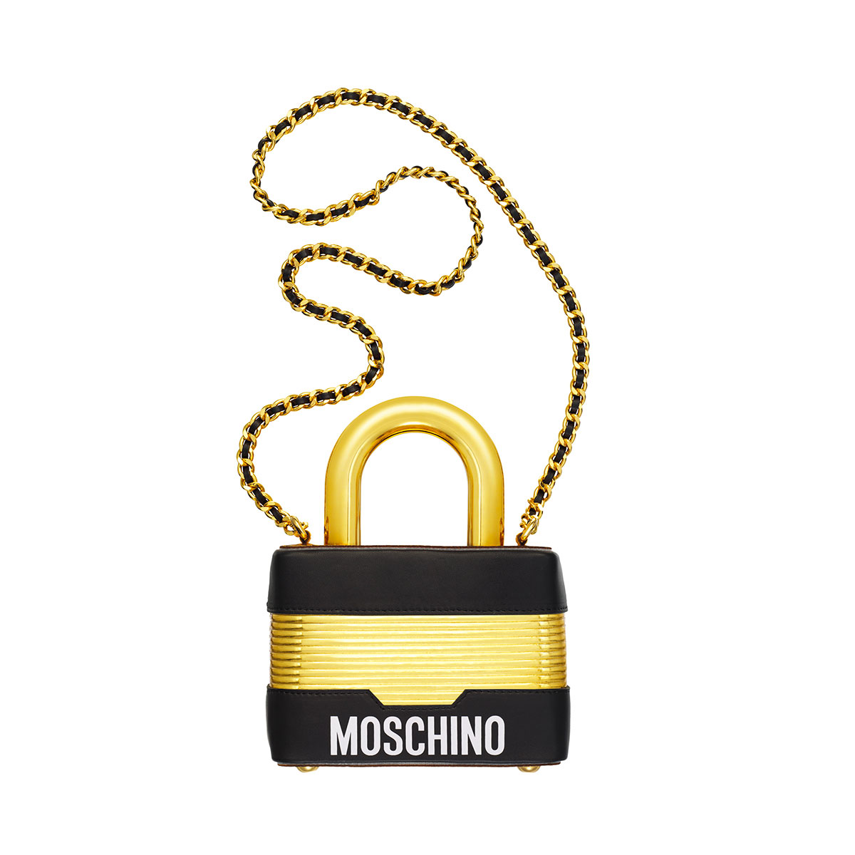 sac bandoulière MOSCHINO x H&M