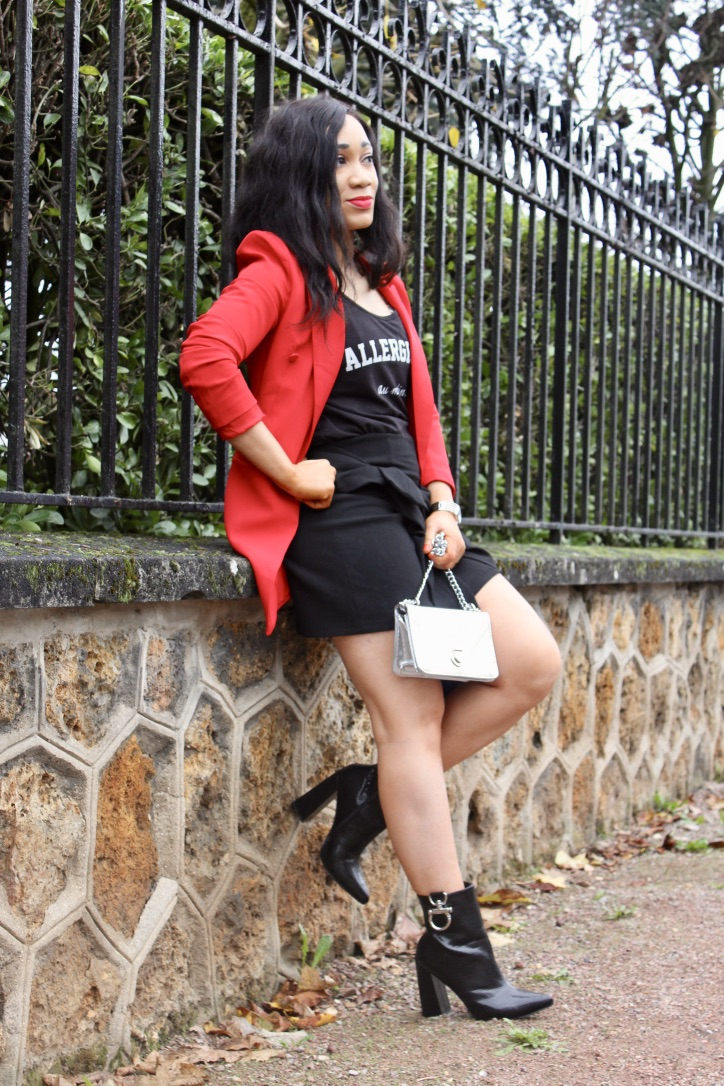 inspiration look rock chic
