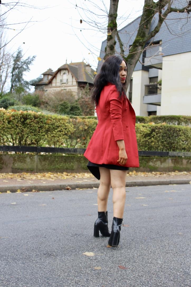 le look rock chic