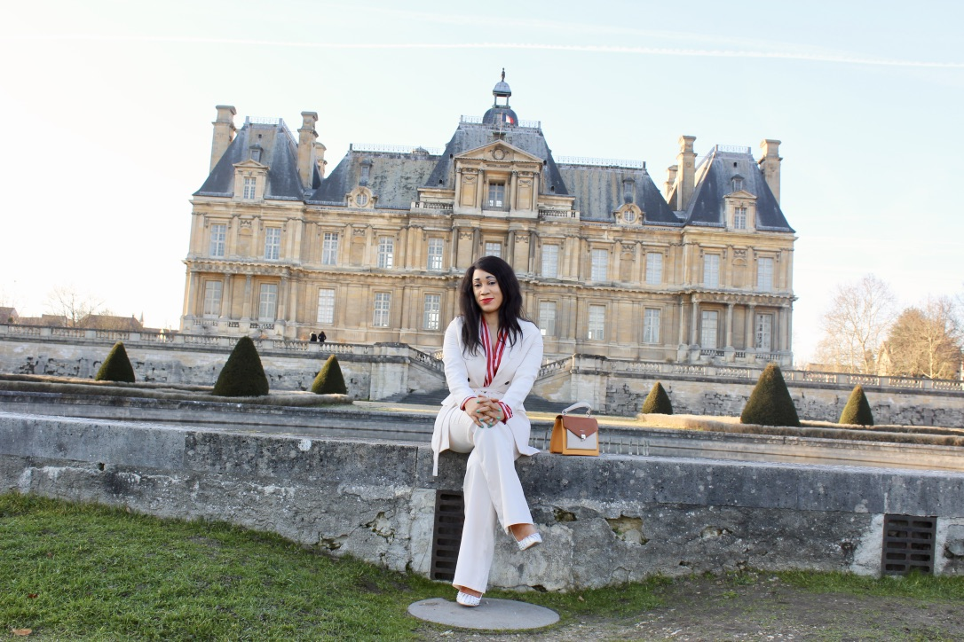 shooting tailleur prettylittlething