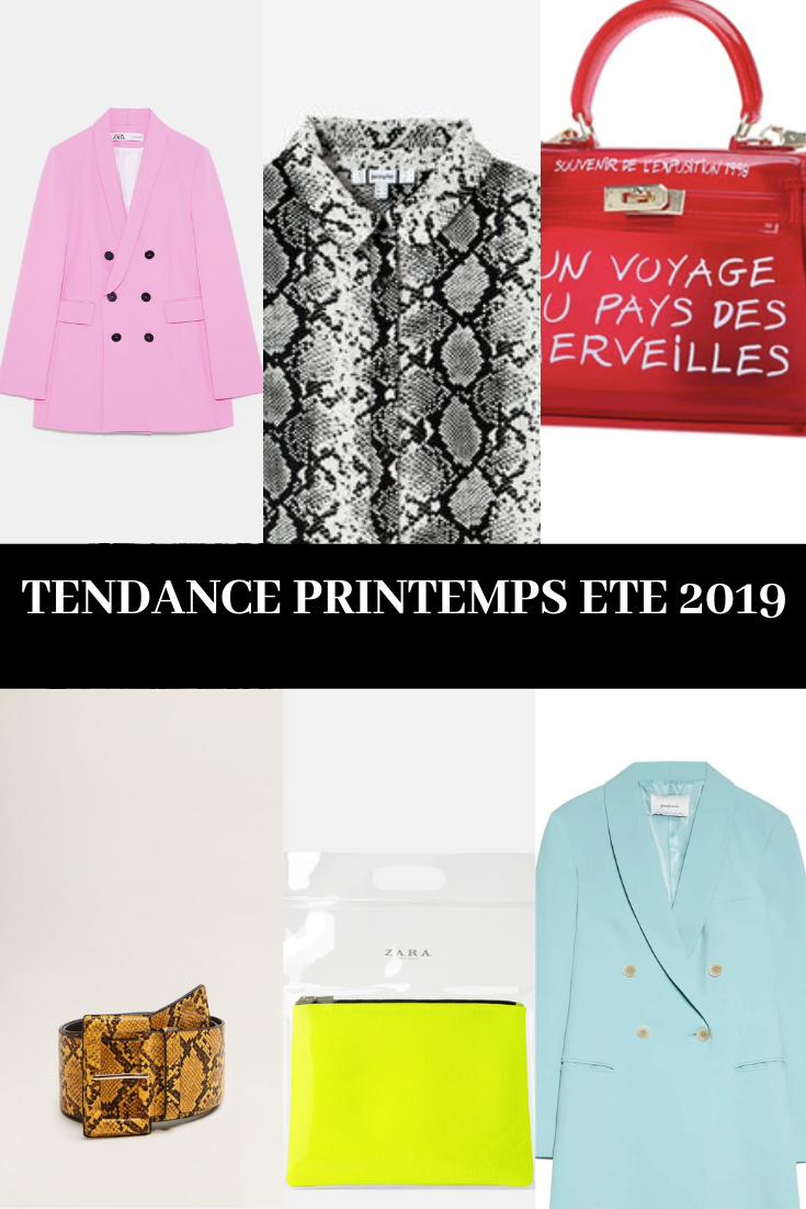 classic amazing selection best loved LES TENDANCES PRINTEMPS ÉTÉ 2019