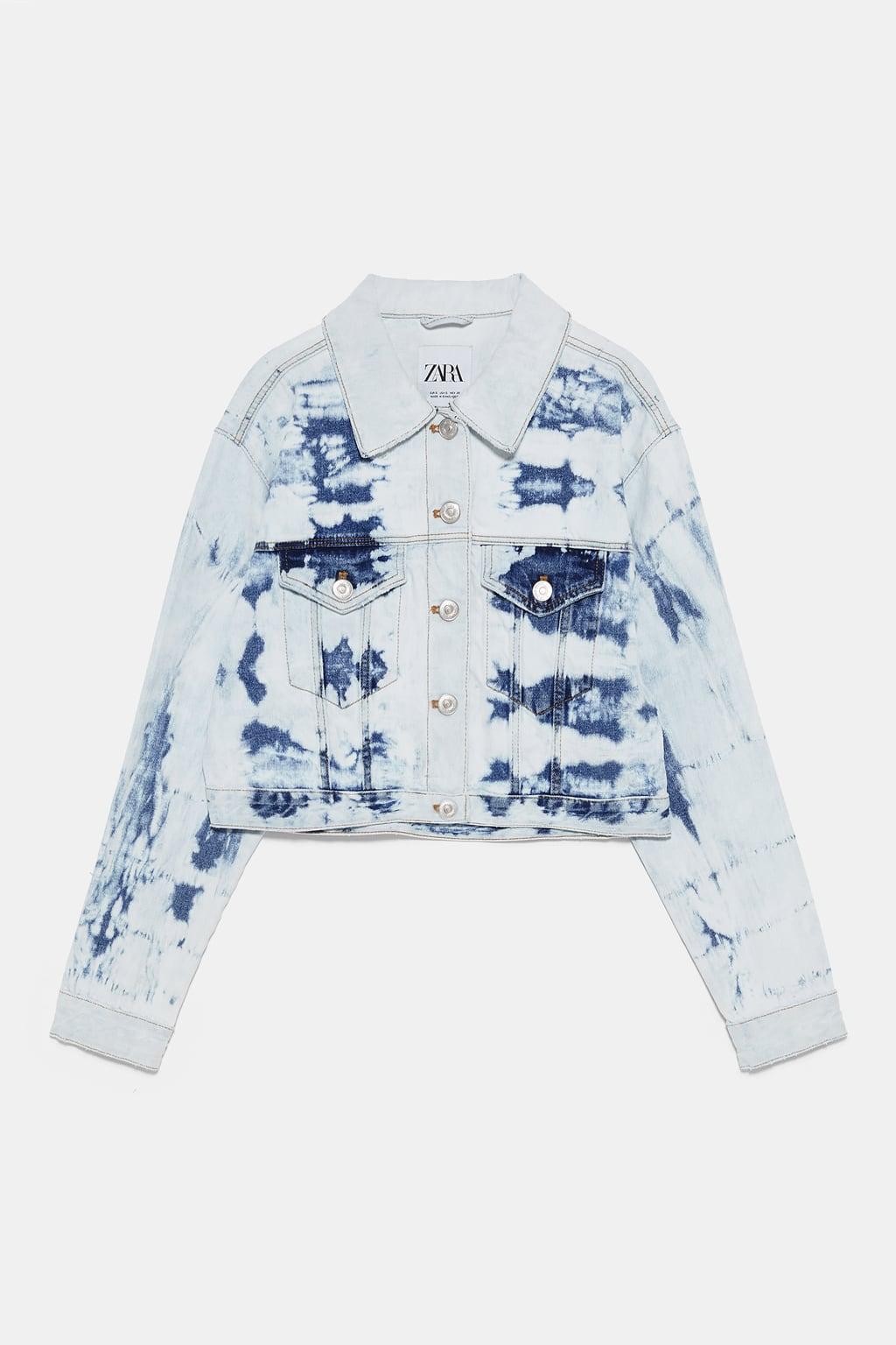 vote tie dye Zara