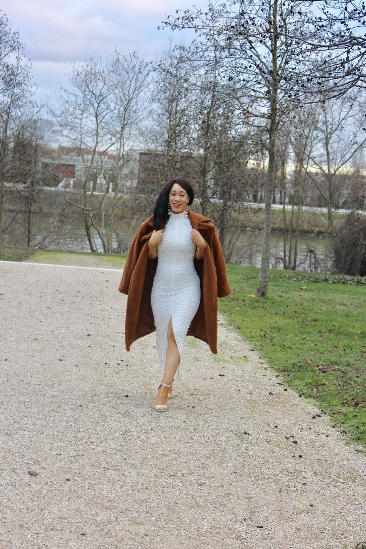 look glamour robe fashion nova