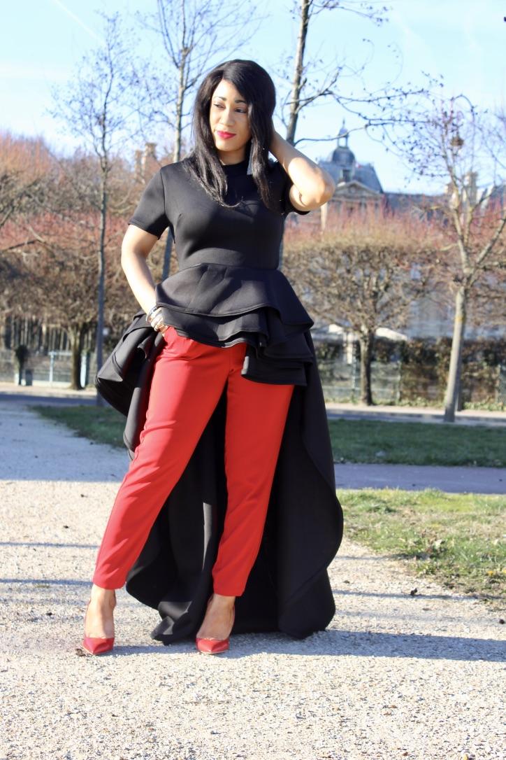 look top asymétrique blog mode